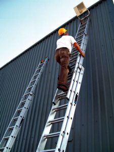 Discount Extension ladder hire Derby