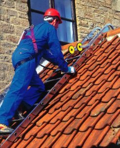 Discount roof ladder Hire Derby
